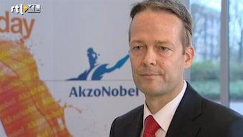 RTL Nieuws Topman AkzoNobel: Weer vol energie na lange pauze