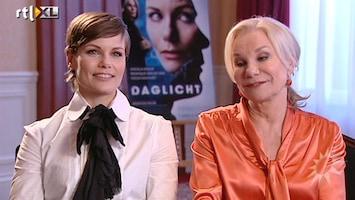 RTL Boulevard Anagela Schijf en Monique van de Ven over Daglicht