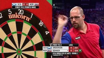 Rtl 7 Darts: World Cup Of Darts - Afl. 3