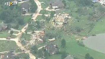 RTL Nieuws Negen doden door serie tornado's VS