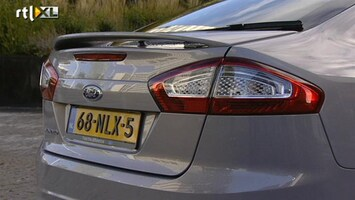 RTL Autowereld Ford Mondeo