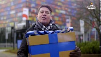 RTL 4's Onvergetelijke Feestdagen Martijn Krabbé bezorgt zusjes Sharon en Roby een zorgeloze dag