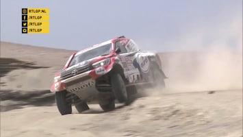 RTL GP: Dakar 2011 Afl. 4
