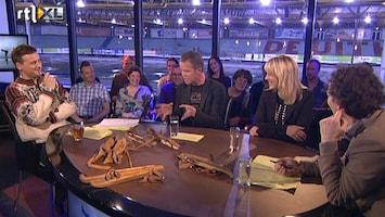 """Rtl Sportcafe: Schaatsen - Rtl Sportcafé: Schaatsen """"aflevering 1"""""""