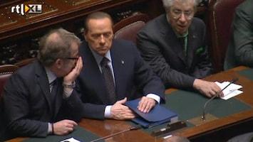 RTL Nieuws Berlusconi verliest meerderheid parlement