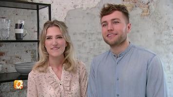 RTL Boulevard: Suzan & Freek behalen nieuwe mijlpaal in carrière (fragment)