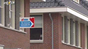 RTL Nieuws Zorgen over hypotheken