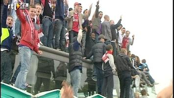 RTL Nieuws Zondag geen huldiging voor Ajax
