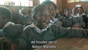 RTL Nieuws Ook de allerkleinsten bidden voor Mandela