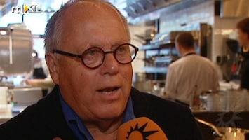 RTL Boulevard Joop Braakhekke: we verliezen groot culinair icoon