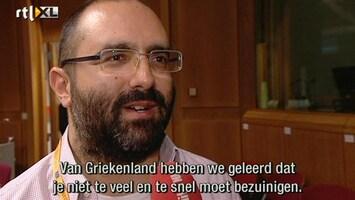 Editie NL Bezuinigen: tips van de grieken?