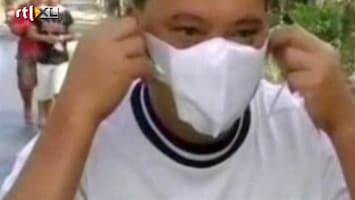 RTL Nieuws Eilanders Sulawesi op de vlucht voor vulkaan