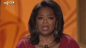 RTL Nieuws Oprah Winfrey wint Oscar voor liefdadigheid