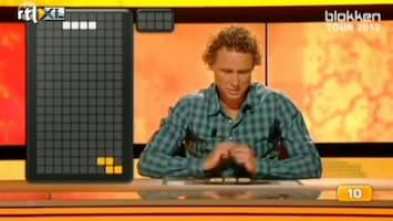 Editie NL Humor! Michael Boogerd speelt Tetris
