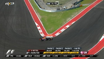 Rtl Gp: Formule 1 - Rtl Gp: Formule 1 - Amerika (race) 2012 /38
