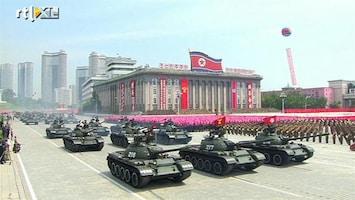 RTL Nieuws Machtsvertoon op Noord-Koreaanse feestdag