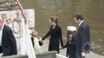 RTL Boulevard Angelina Jolie in Nederland