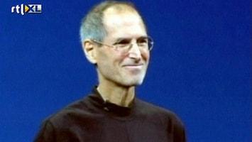 RTL Nieuws Steve Jobs stopt er mee