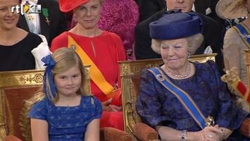 RTL Nieuws Bijzondere dag voor prinses Amalia