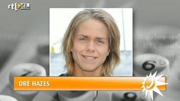 RTL Boulevard Dré Hazes gezakt voor VMBO examen