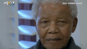 RTL Nieuws Zuid-Afrika kan Mandela nog niet missen
