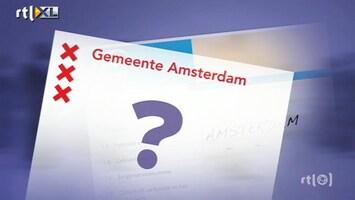 RTL Nieuws Duizenden spookfraudeurs in Amsterdam