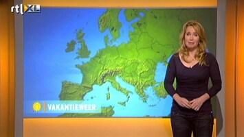 RTL Nieuws Zomer zakt naar zuiden