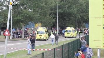 RTL Nieuws Beelden dodelijk raceongeluk Amsterdam
