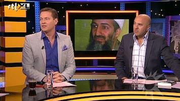 RTL Boulevard Foto Osama Bin Laden