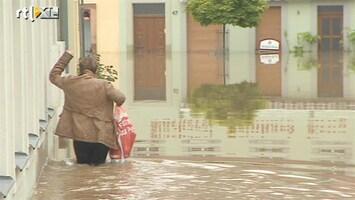 RTL Nieuws Duitse dorpen alweer onder water
