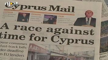RTL Nieuws Cyprus werkt aan nieuw reddingsplan