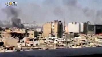 RTL Nieuws Assad houdt belofte niet