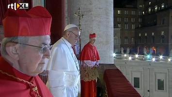 RTL Nieuws 'Nieuwe paus is een totale verrassing'