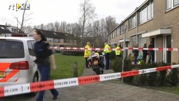 RTL Nieuws Meisje doodgestoken in woning IJsselstein