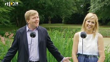RTL Boulevard Boek met uitspraken Willem-Alexander