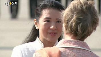 RTL Nieuws Japanse prinses bijzondere gast bij inhuldiging