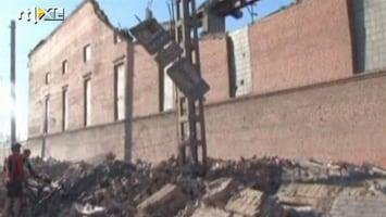 RTL Nieuws Honderden gewonden door 'meteoriet' Rusland