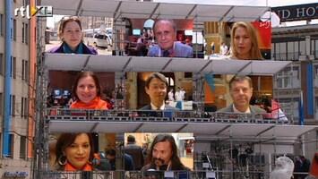 RTL Nieuws Honderden buitenlandse journalisten bij inhuldiging