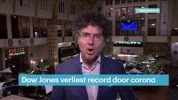 RTL Z Voorbeurs Aflevering 32  beurzen nog stoïcijns onder coronavirus