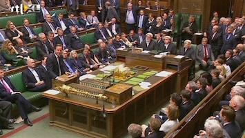 RTL Nieuws Britse parlement nog niet op oorlogspad
