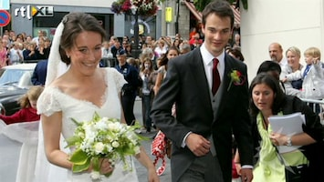 RTL Boulevard Zus prinses Mathilde getrouwd