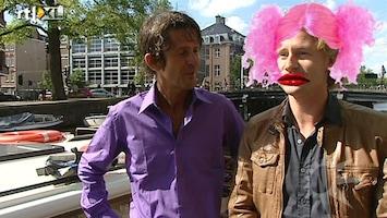 RTL Boulevard Klaar voor de speciale Gay Pride uitzending