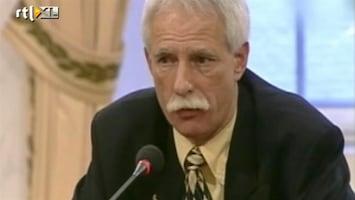RTL Nieuws Thom Karremans niet vervolgd voor doden Srebrenica