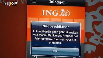 RTL Nieuws Betalingsverkeer platgelegd door cyberaanval