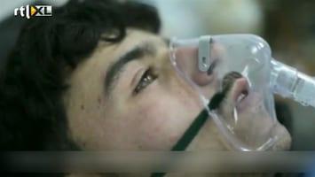 RTL Nieuws Frankrijk: Assad gebruikt gifgas in burgeroorlog