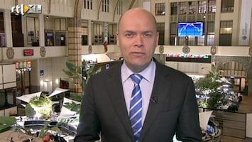 RTL Nieuws 'Eén lichtpuntje: de krimp is niet zo sterk'