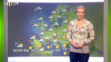 RTL Weer Vakantie Update 7 augustus 2013 12:00 uur