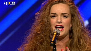 X Factor - Margo Verwart Ali B