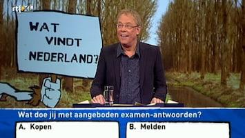 Wat Vindt Nederland? - Uitzending van 12-02-2011