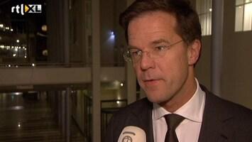 RTL Nieuws Rutte: Paus moet goede dingen bevorderen